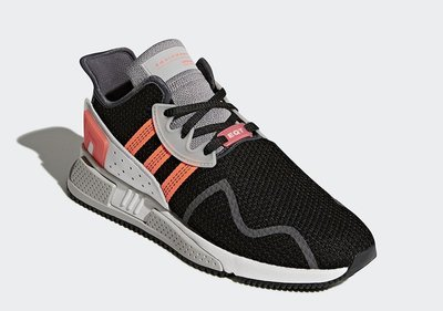 # ADIDAS EQUIPMENT EQT Cushion ADV 黑粉 休閒 慢跑鞋 男款 AH2231 YTS