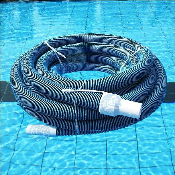 【奇滿來】游泳池吸汙管 清潔管 自浮 AB雙色加厚5.10.15.30公尺 每5公尺900元   AQAL