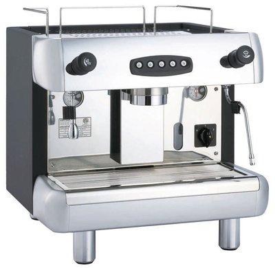 KLUB CS1 營業用單孔半自動咖啡機 專業 美觀 6公升大鍋爐