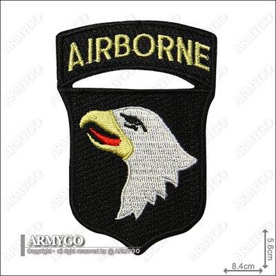 【ARMYGO】美軍101空降師(黑色版) (B)