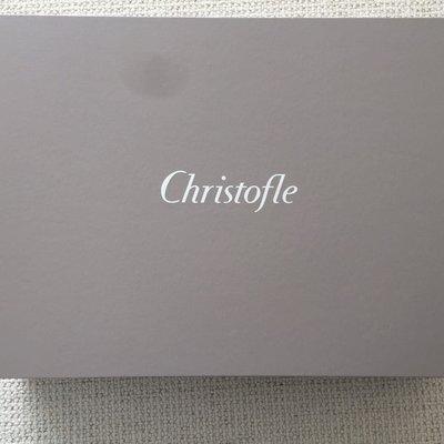 全新 ! 貴重 Christofle 餐具38件裝禮盒!  送禮或自用首選