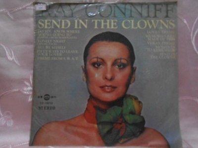 【采葳音樂網】-西洋黑膠–RAY CONNIFF〝SEND IN THE CLOWNS 〞754