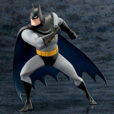 @幸福小鋪ARTFX DC 動畫 蝙蝠俠Batman 52版 Animated 可換臉 盒裝手辦