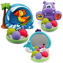 兒童投籃玩具寶寶浴室戲水洗澡玩具室內外吸附投擲球框玩具男女孩 『青木居家』gw