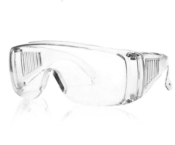 海馬寶寶 安全護目鏡 防塵防風眼鏡 防護眼鏡 防霧眼鏡 防噴濺護目鏡