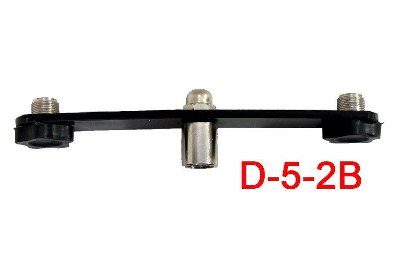 【六絃樂器】全新 Stander D-5-2B 雙麥克風輔助架 / 可架2支麥克風