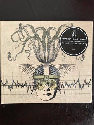 前衛金屬 Thank You Scientist - Stranger heads prevail 全新未拆封CD