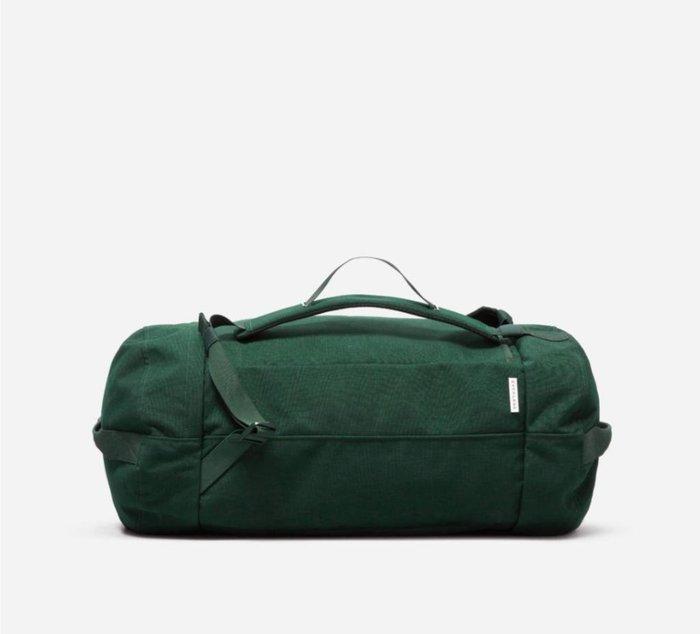 Everlane The Mover Pack dark green旅行者多用途旅行袋 深綠色