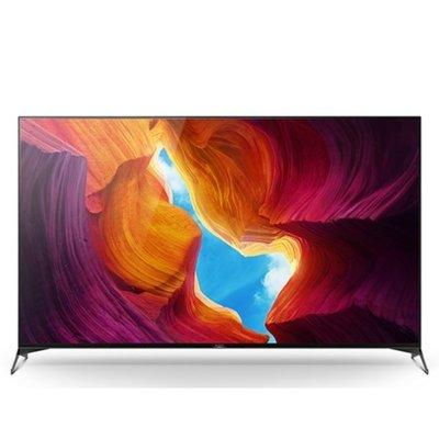 SONY 美規 XBR-85X950H 85吋4K HDR 智慧聯網液晶電視 保固2年 另有KD-75X9500H 贈高
