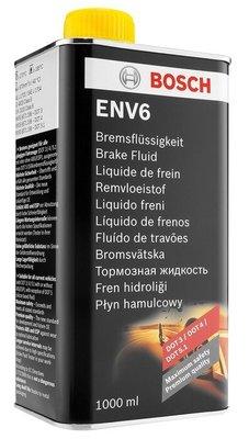 ☆採油館☆最新BOSCH ENV6 DOT 5.1 煞車油 德國原裝進口 台灣代理商公司貨
