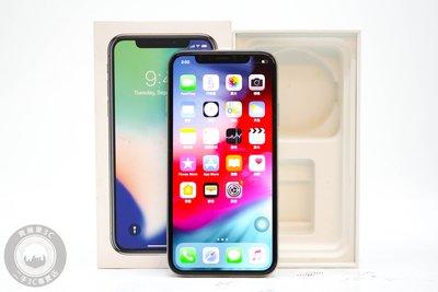 【高雄青蘋果3C】Apple iPhone X 256GB 256GB 銀 5.8吋 iOS 13.6.1 #55427