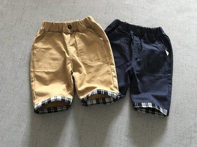 【Mr. Soar】 C4012 夏季新款 歐美style童裝男童短褲五分褲 現貨