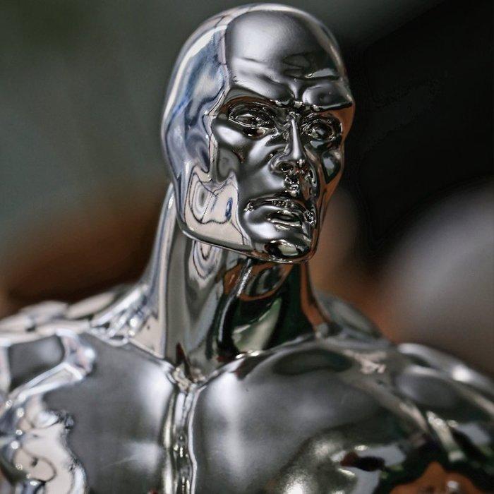 【預購】GK定制,漫威驚奇4超人DC水銀俠模型手辦,行星吞噬者雕像