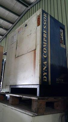 DNYA 10HP 螺旋式空壓機