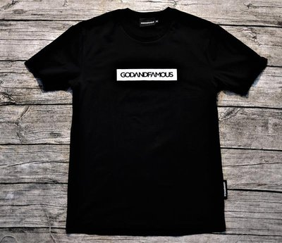 『FAITH GEAR』God&Famous Tee / G&F 單速車 FIXED GEAR / 服飾類