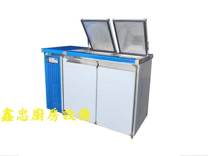 鑫忠廚房設備-餐飲設備:訂做不鏽鋼廚餘冰箱-賣場有水槽-快速爐-工作台-西餐爐-烤箱-攪拌機-電磁爐-油炸機-微波爐