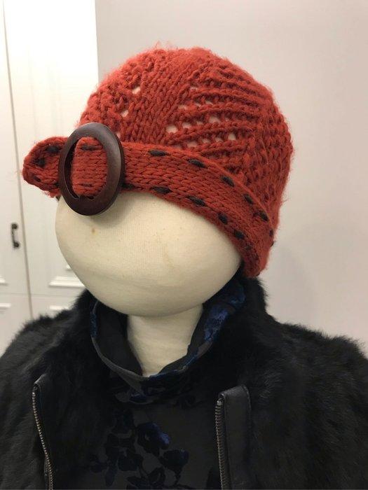 造形毛帽二