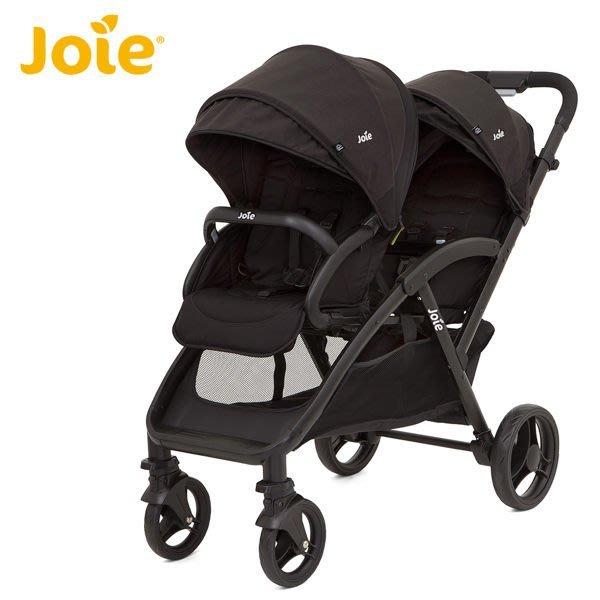 ღ新竹市太寶婦幼精品店ღ歡迎比價議價✿奇哥總代理✿ Joie ✿EVALITE DUO 雙人推車 ✿送1個防風防雨罩✿