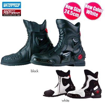 《鼎鴻》KOMINE BK-067  防水 透氣 防摔短靴