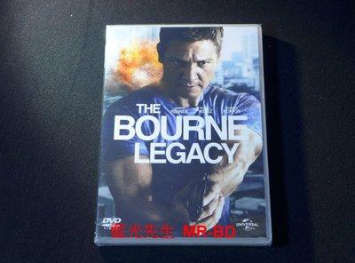 [DVD] - 神鬼認證 4 The Bourne Legacy ( 傳訊正版 )