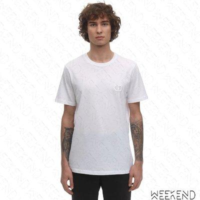【WEEKEND】 DIOR CD Icon Logo 刺繡 文字 短袖 上衣 T恤 白色 20春夏