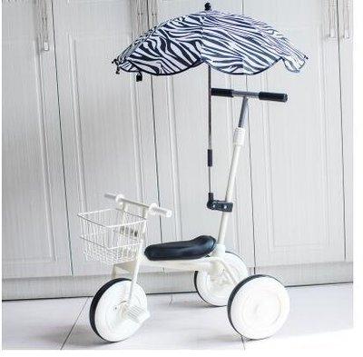 日本兒童三輪車腳踏車1-3周歲寶寶手推車幼童自行車輕便小孩車子CY
