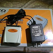零壹科技 ZO TECH P101S 平行埠 印表機伺服器