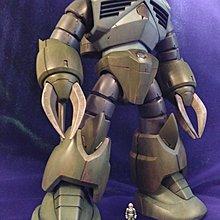 MG GUNDAM 1/100 MSM-07 量產型藍魔蟹 模型上色完成品