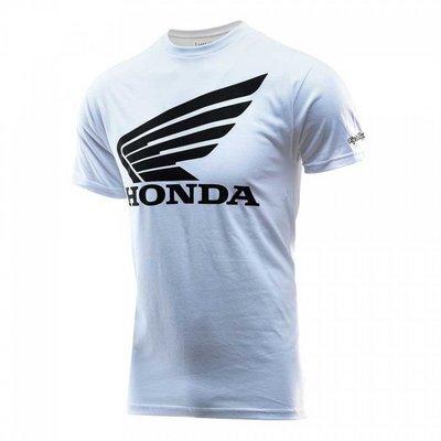 Honda Racing 本田羽翼白色Tee-最後一件促銷~