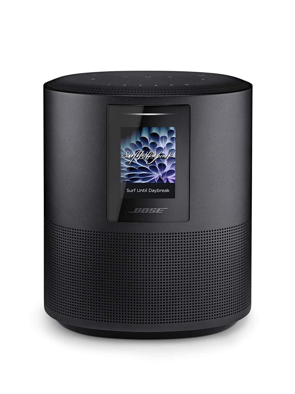 光華.瘋代購 [預購] Bose Home Speaker 500 黑色 美國公司貨