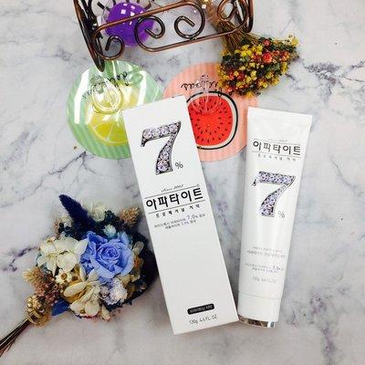 ✰YENGEE✰ 韓國 醫美級 晶鑽 7% 鑽石級貴婦牙膏 130G