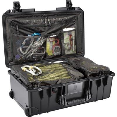 【環球攝錄影】Pelican 1535TRVL Air Travel Case 派力肯輕量化旅行箱 黑色