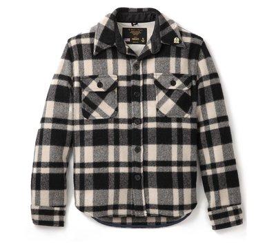 【Boot Life】美國製 Fidelity Plaid CPO Jacket 襯衫式羊毛外套