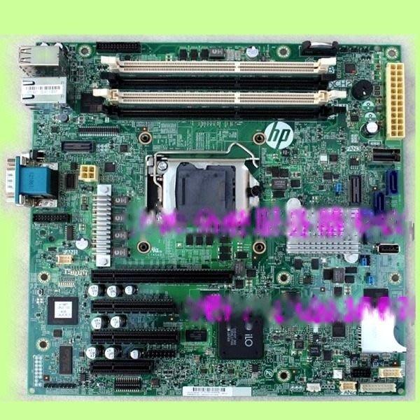 5Cgo【權宇】二手良品 HP ProLiant ML310e G8 伺服器主機板 686757-001 含稅會員扣5%