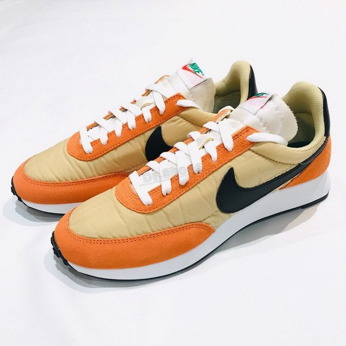【Dr.Shoes】Nike Air Tailwind 79 橘黑 男 休閒鞋 麂皮 休閒潮鞋 487754-703