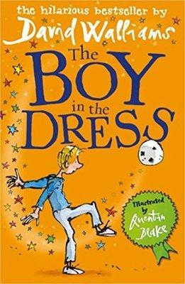 *小貝比的家*THE BOY IN THE DRESS/平裝/7~12歲/青少年小說
