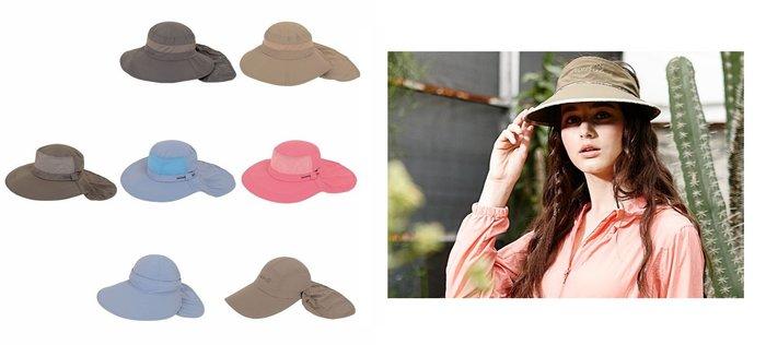 多種款式可選 瑞多仕 RATOPS 男女 抗UV多功能棒球帽 可拆 防曬工作帽/登山休閒帽/鴨舌帽/遮陽帽/防曬遮陽帽