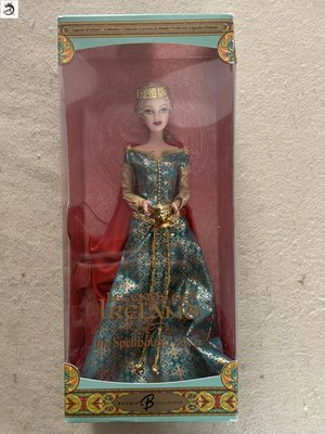 九州動漫芭比 Barbie Legends of Ireland Spellbound  愛爾蘭圣杯 現貨