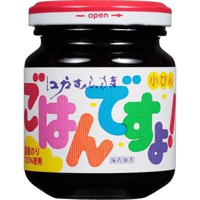 +東瀛go+ 桃屋 海苔醬 100%日本國產海苔使用 玻璃罐裝 180g 好下飯 日本進口 年貨 拜拜 配飯食品