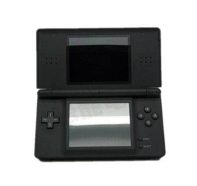 【二手主機】任天堂 Nintendo DSL NDSL 黑色主機 附充電器【台中恐龍電玩】