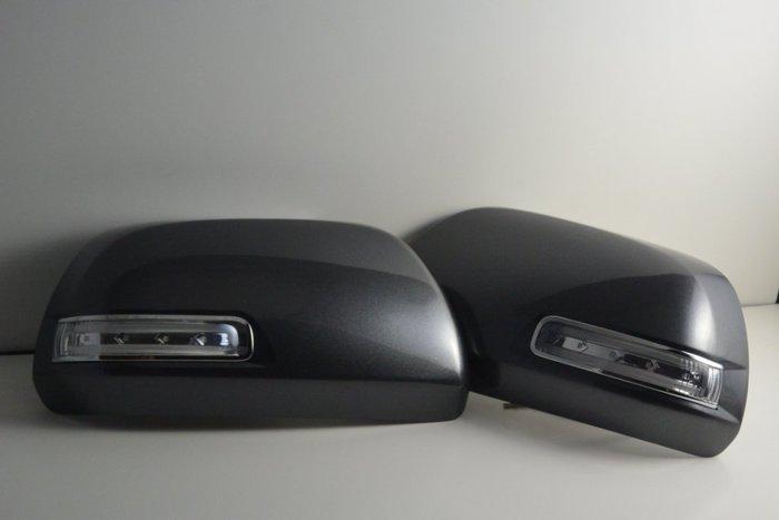 金強車業 豐田TOYOTA RAV4 日行燈 改裝後視鏡殼(白070B)  雙功能側燈 小燈 方向燈