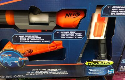Nerf自由模組系列~狙擊任務升級套件 狙擊鏡