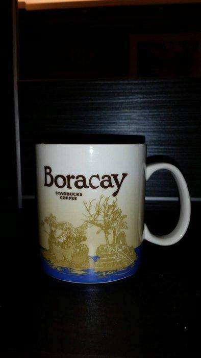 Starbucks 星巴克城市杯16oz 馬克杯.長灘島/Boracay1200下標就賣
