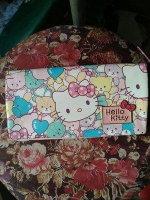 全新kitty銀包!