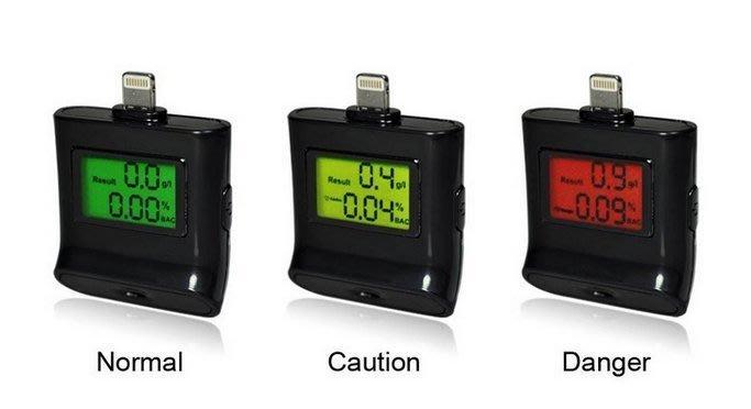 iphone5 ipad 酒精測試儀 呼吸式酒精測試儀 可擕式酒精測試儀58