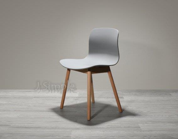 【J.Simple 北歐】無扶手北歐設計餐椅 酒吧椅 辦公椅 吧台椅 高腳椅 美式鄉村風 工業風 休閒椅 設計椅