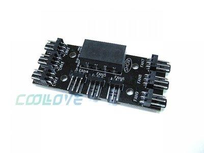 小白的 工場~微型電擴板II 大4一轉9個小3 12v 一分9個小3