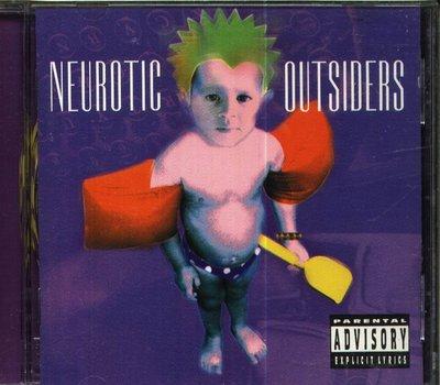 K - Neurotic Outsiders - Neurotic Outsiders - CD