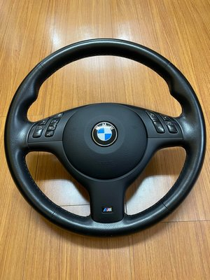 BMW E46 M-TECH M款 方向盤 E46 M3  CI 318 320 325 330CI
