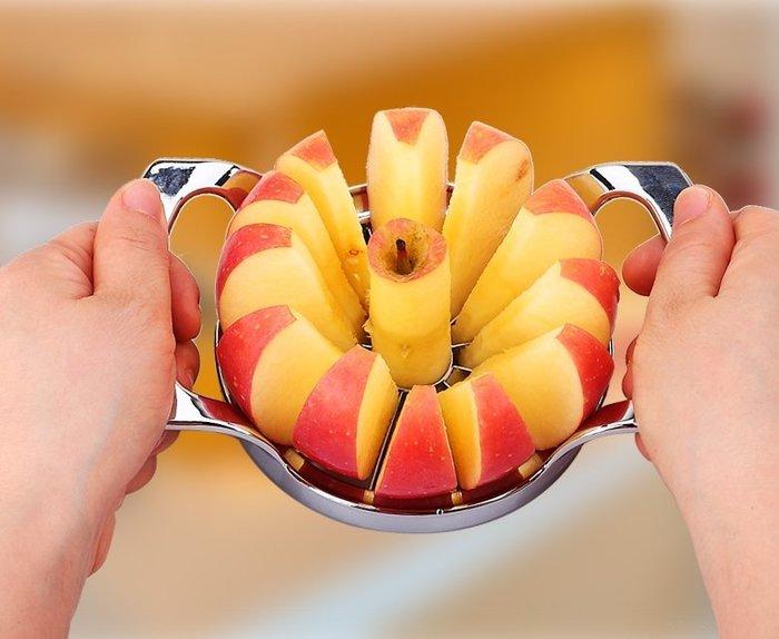 切水果神器蘋果切片器切水果刀不銹鋼分割去核器特大號多功能削皮